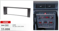 Wholesale Audi A4 Stereo - CARAV 11-006 Top Quality Radio Fascia for AUDI A4 (B6) 2000-2006 Stereo Fascia Dash CD Trim Installation Kit