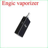 Wholesale Ego Ciga - Engic dry herb vaporizer ego kit vapor pen engic vaporizer ego cigarette dry herb 2200mah battery e ciga vaporizer in stock DHL free