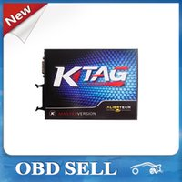 2015 New Arrivel Prix le plus bas KTAG K-TAG ECU Outil de programmation Master Version V2.10 KTAG K TAG ECU Chip Tunning