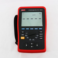 Wholesale Digital Micro Ohm Meters UNI T UT620B low resistance uohm Four wire measurement resistance meter wire length tester