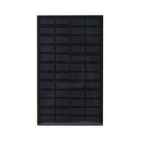 Wholesale 12v monocrystalline solar panel resale online - 200Pcs W V DIY Solar Cell PET EVA Laminated Monocrystalline Solar Cell Panel for Solar Project and Experiment DHL Shipping
