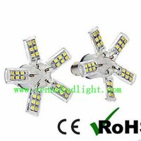 Xénon blanc 40 SMD 40SMD 1157 1156 3528 RED LED SPIDER 5 ARM TURN / TAIL / FREIN / STOP LUMINEUSE