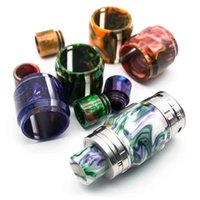 Wholesale demon glass resale online - Resin Replacement Tube Kit Big Capacity For TFV8 Baby Big Baby X Baby TFV12 Glass Tank Expansion Visual Ability VS Demon Killer Hot Sale