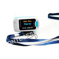 kullanılmış nabız oksimetresi toptan satış-Sağlık Dijital Parmak Oksimetre, OLED Pulse Oksimetre Ekran Pulsioximetro SPO2 PR Oximetro De Dedo, Oksimetre bir Parmak CMS50NA