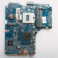 Wholesale Intel Chipset Motherboard - Wholesale-734084-001 734084-501 Free shipping for HP probook 440 450 G1 laptop motherboard with intel HM87 chipset 2GB graphics memory