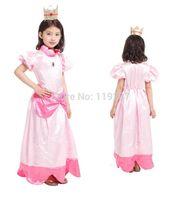 Princess Peach Halloween Costumes Price Comparison | Buy Cheapest ...