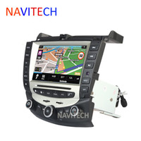 Wholesale Dvd Player For Honda - car dvd gps stereo radio navigation for honda accord 7 2003-2007 Bluetooth Stereo Radio dual   Single Zone Climate Control