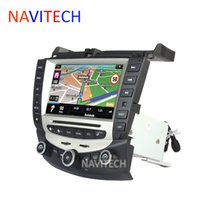 GPS dvd gps estéreo de rádio para honda accord 7 2003-2007 Bluetooth Stereo Radio dual / Single Zone Climate Control