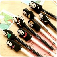 Wholesale new arrival Japan Hayao Miyazaki cartoon style gel ink pens novelty promotional gifts office stationery gel pen ARC802