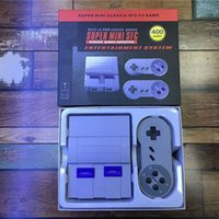 Super Mini Classic SFC TV Handheld Game Console Entertainment System Buit-in 400 Классические игры SFC NES SNES Games Console