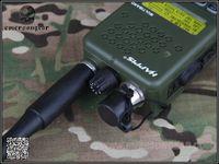 Wholesale Dummy Radio - Wholesale-Z Tactical AN PRC-152 Dummy Radio Talkie Walkie Case OD Army Navy