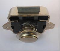 rv dolapları toptan satış-Wholesale-Push button kabine mandalı rv caravan motorum için Dolap kilidi CP213