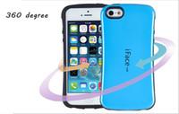 casos de iface mall al por mayor-iFace mall Pequeño estuche de cintura Protector de cubierta híbrido a prueba de golpes de 360 grados para iPhone 6 6s 6plus 5 5s Samsung S7 S6 S6 Edge Plus S5 Note5 Note4