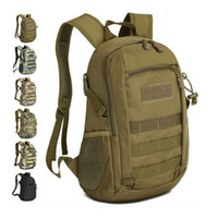 Wholesale Waterproof Children School Backpack Bags Men Military Tactical Molle Backpack Bag Women Outdoor Travel Camping Hiking Hiking Bag