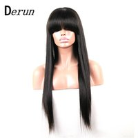 Wholesale 8A Grade Full Lace Wigs Brazilian Remy Hair Body Wave Human Hair Glueless Density Lace Wigs Hand Tied Wigs with closure