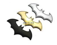 cool emblèmes auto achat en gros de-2 pack (6 pcs) Cool 3D autocollant en métal Auto Logo Decor voiture Emblème Tail Decal