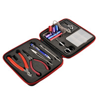 Wholesale Atomizer Ohms Meter - Coil master v2 kit is The most complete kit diy tool coil winder Ceramic Tip Tweezers Ohm Meter tester fit RDA atomizer use