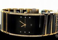 Wholesale Classico Watch Black - Luxury AAA Watches For Men Diamond Bezel Watch Auto Date Classico Gold Men's Quartz Sport Wristwatches