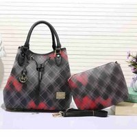 Wholesale bucket purse handbag - designer fashion bags 2017 high quality women bags new arrival pu leather brand bags handbags and purses 3 pcs set bag