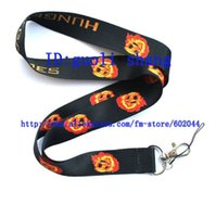 Wholesale Hunger Games Lanyard - Wholesale-New Lot 10pcs Hunger Games Phone Lanyard Key ID Neck Strap Wholesale free shipping