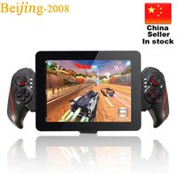Wholesale bluetooth controller best resale online - Best Wireless Telescopic Gamepad Bluetooth Game Controller Joystick Game Handle Cell Phone Support Inch BTC D3461A
