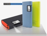 Mobile Power Bank - 15000mAh tragbare externe Backup Power Akku Ladegerät Pack für iPhone 6 5s 4s HTC Samsung s4 s5