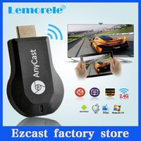 EZCast Anycast M2 MEDIA Plus TV STICK CHROMECAST WiFi pantalla del receptor dongle CHROME anycast Miradisplay DLNA Airplay Airmirror