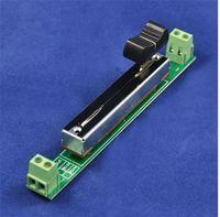 Wholesale Slide Dimmer Led - New Sliding Type Dimmer,Mini DC12-24V 4A 1 Channels Simple Easy Led Dimmer Controller Free shipping