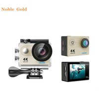 Wholesale Image Controller - Hot~ Update Eken H9 H9R Wifi uhd Action Camera 4 k HD 1080P Remote Controller Mini Diving Cam go waterproof pro sprot camera
