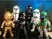 Wholesale Toy Garage Kits - Star Wars Model Cool Boys Star Wars Figures Decorations Birthday Gift Fashion Garage Kits Creative Personality Cute High Quality Kids Toys