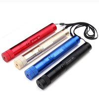 Wholesale Laser Match Focus - 303 Green Beam Laser Pointer 532nm Adjustable Focus Burning Matches Laser Pen Star Effect Aluminum Alloy Multi-color Optional