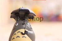 Wholesale Ceramic Christmas Doll - 10cm My Neighbor Totoro 1PCS Ceramic Anime dolls Action Figures Classic Chinaware Toys Christmas gifts for girls children