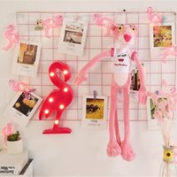 Fenicotteri LED Light Camera Bedroom Decor Pink Flamingo Lampada String per arti e mestieri Ornament Gift 6 35mx C R