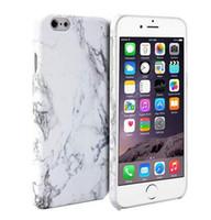 kostenlose handy skins großhandel-Hohe qualität tpu marmor haut rückseitige abdeckung case schutz handy shell für iphone 5 5 s 6 4,7 plus 5,5 zoll 50 stücke freies verschiffen