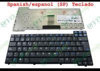 Wholesale Hp Teclado - New Laptop keyboard for HP Compaq nc6110 nc6120 nx6110 nx6120 Black Spanish espanol (SP) Teclado - 413554-071