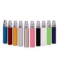 Wholesale Ecig Ce5 Colors - Top quality Ego-t battery for E-Cigarette E-cig Ego-T CE4 CE5 battery 650 900 1100 Ecig kits mt3 t2 t3s EVOD atomizer ego vv 10 colors DHL