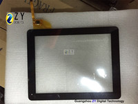 Wholesale Pc Tablet Zte - High quality 9.7 inch Tablet PC Capactitive Touch Screen OPD TPC0034 touch panel ZTE K97 touch