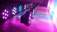 Wholesale Dmx Wash Light - LED Par 7x12W RGBW 4IN1 LED Wash Light Stage Uplighting No Noise