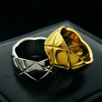 Wholesale Real Engagement Ring Men - ring men Real Italina Rigant Genuine bear Austria Crystal 18K gold Plated Rings for Women Enviromental Anti Allergies New Sale Hot women rin