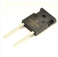Wholesale Rectifier Diodes - Wholesale-10pcs free shipping RURG5060 50A 600V TO-247 Rectifier diode 100% new original quality assurance