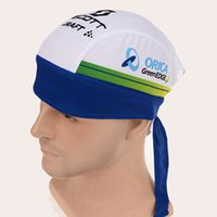Wholesale Orica Green - New Arrival Pirates scarf ORICA GREEN EDGE 2015 Cycling Bandanna for costum party headsweats dress hat cycling head wear cap sweat absorber