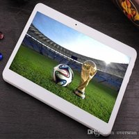 Wholesale Mtk8389 Hdmi - NEW 10 inch Quad core MTK6572 Android 4.4.2 phablets 3G Phone call 2GB RAM 32GB ROM 1026*600P bluetooth HDMI GPS tablets