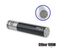 Wholesale Cf Support - Cfiber 100w Battery Support Atomizer Cfiber Material Cifber 100w vs cf mod cfiber 30w fit atlantis2