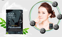 Wholesale Hot Oil Treatments - 2015 Hot PILATEN Suction Black Head Mask Cleaning Tearing Style Pore Strip Deep Cleansing Acne Blackhead Oil-Control 3000pcs Free Shipping