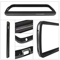 Wholesale Nexus Bumpers - S5Q Bumper Hard Case Cover Back Skin Protector For Google Nexus 4 LG E960 AAACIF
