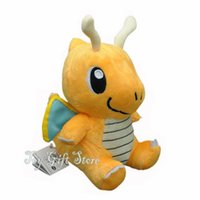Wholesale good free games resale online - New Fashion Dragonite quot Plush Doll Stuffed Soft Cute High Quality Toy good for gift