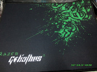 Wholesale Nature Rubber Gaming Mouse Mat WOW Goliathus Speed Mouse Pad without Box Mice Mat Gaming Mice Pad CM a