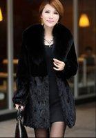 Wholesale Ladies Cashmere Blazer - New Fashion Women Europe and United Wool Coat Ladies Designer Long Blazer Winter Outwear Windbreaker Female [138]