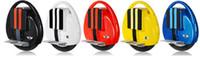 ruedas de monociclo al por mayor-TG Brand monociclo eléctrico equilibrio automático auto equilibrio vespa de la batería de coche aprendizaje rojo sola rueda de aire