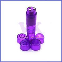 Wholesale Thin Vibrators - 1 Piece 1 In 4 Mini Massage Device Pen Type Electric Eye Massager Facials Great Vibration Thin Face Massage Stick